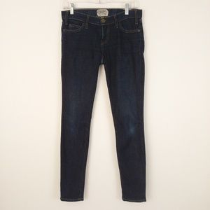 Current/Elliott Ankle Skinny Bonfire Jeans Sz 25